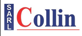 Logo COLLIN (SARL)